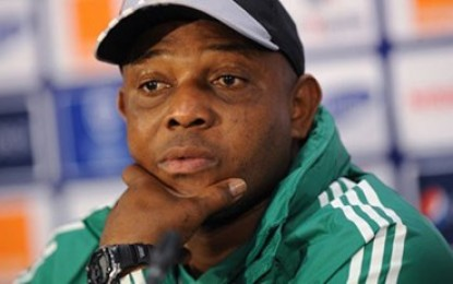 S'Africa Keen to Hire Keshi after World Cup