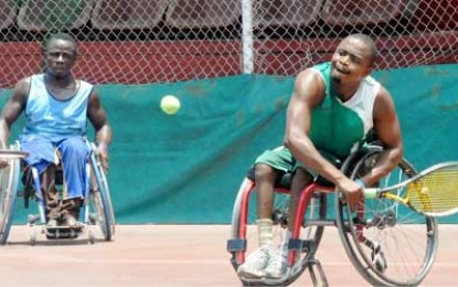 Ecobank, Heritage to bankroll int'l wheelchair tourney