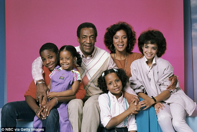 Bill Cosby Real Life Children Pioneer: the cosby show was