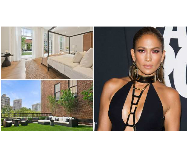 Inside Jennifer Lopez's new penthouse