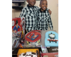 When 'Papadoncome' Ogunleye's Taiwo and Kehinde clocked 5 Years old…