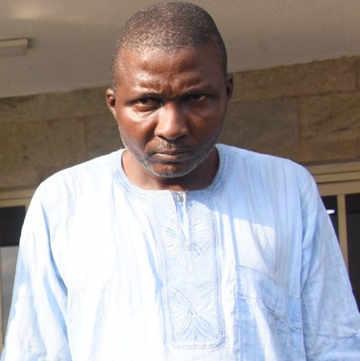 Detained Lagos traditional ruler who faked abduction begs for mercy
