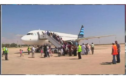 Libya: Benghazi airport re-opens after 3-year closure
