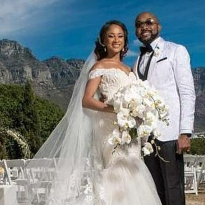 Life begins for Banky W and Adesua, after real ' Wedding Party '