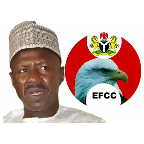 Femi Falana: EFCC replies to Fayose
