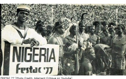 Obasanjo: 'FESTAC '77 not fetish'