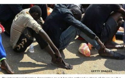 Rwanda offers refuge to enslaved Libya migrants