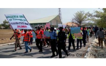 Taraba NUT kick against LG autonomy