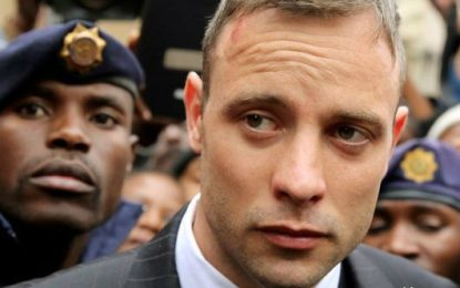 SA: Oscar Pistorius jail term for killing Reeva Steenkamp more than doubled