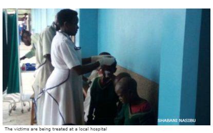 Tanzania: Six schoolchildren killed in 'grenade' explosion