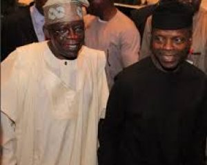 2019: I don't want to replace Osinbajo as VP –Jagaban