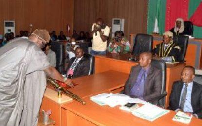 Ekiti: The governor presents ₦98.6bn budget