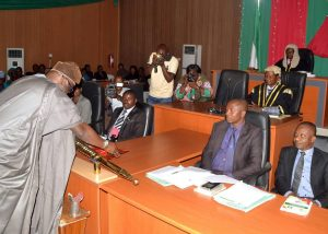 Ekiti: The governor presents ₦98.6bn budget
