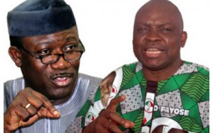 Ekiti State: Probe panel indicts ex governor Fayemi over multi-billion naira contract scandals