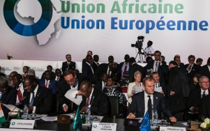 Slavery: AU, EU leaders plan immediate evacuation of migrants in Libyan detention centers