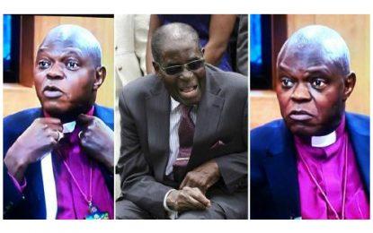 Archbishop of York restores dog collar ending his 10-year Mugabe protest