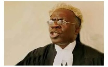 Femi Falana – 'Illegal enforcement of COVID-19 regulations by armed troops must stop'