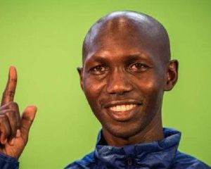 Kenya's ex world marathon champion arrested for drinking during curfew