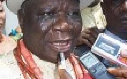 Yoruba have no leaders; Tinubu, Others are money-mongers – Edwin Clark