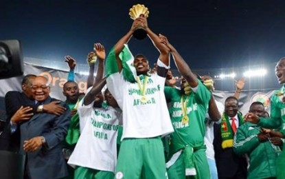 CAF seeds Nigeria, Ghana, others for AFCON 2015 qualifiers