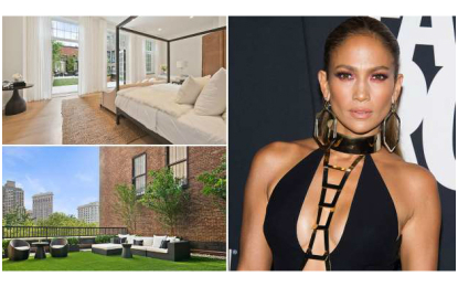 Inside Jennifer Lopez's new penthouse