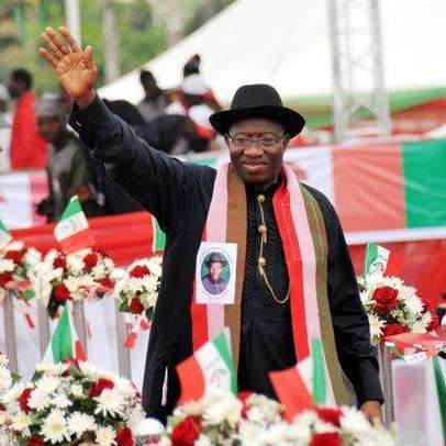 Goodluck Jonathan And The Ostrich Game By Peter Claver Oparah