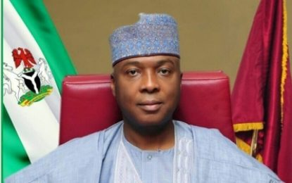 Senate President: 'Nigeria anti-graft agencies can't account for recovered loot'