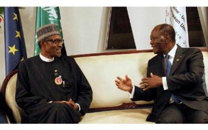 Buhari, Ouattara: Togo political crisis must concern West Africa