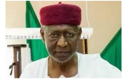BREAKING NEWS: Buhari's Chief Of Staff dies after battle with coronavirus