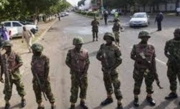 One killed as soldiers clash with residents while enforcing coronavirus lock-down