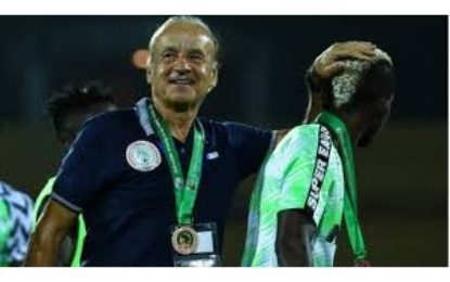 Nigeria Football Federation gives Rohr conditions for new contract