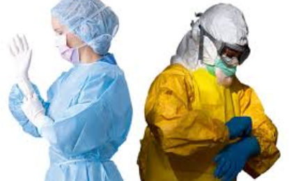 COVIC-19: Some UK hospitals will run out of fully protective gowns 'within 24 hours'
